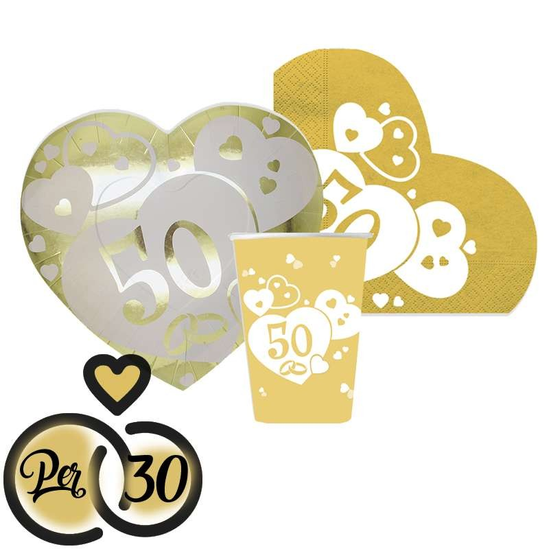 Coordinato 50 Anni Matrimonio