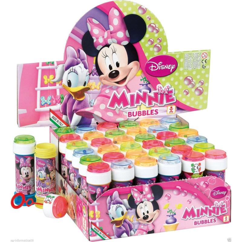 Bolle di sapone Minnie - 18 pz