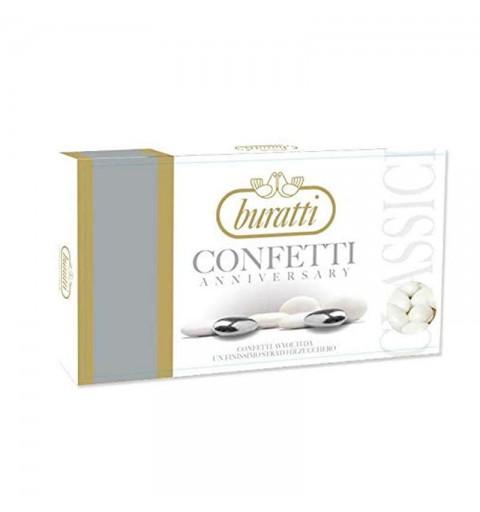 Confetti Buratti argento