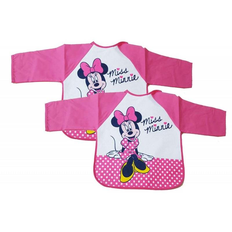 Bavette con maniche Minnie