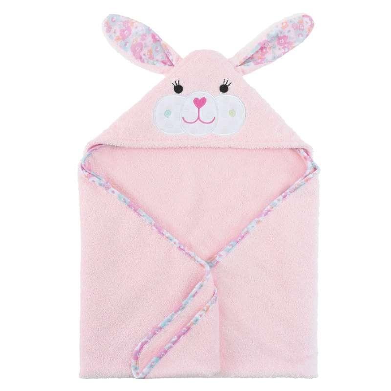 Asciugamano Beatrice la coniglietta con cappuccio
