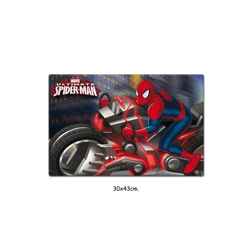 2 TOVAGLIETTE SPIDERMAN ULTIMATE MARVEL AS6817