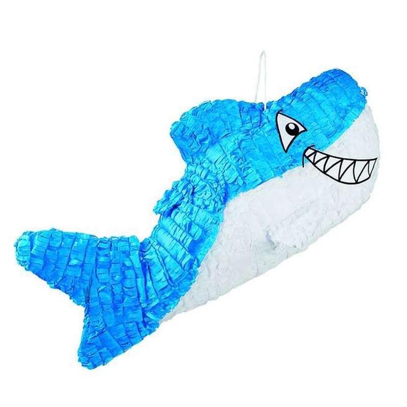 Pentolaccia a forma di squalo grande