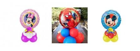 Balloons centerpiece