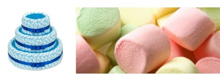 Marshmallow per torte