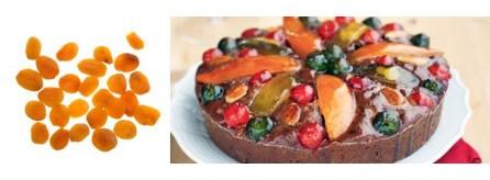 Canditi e frutta secca per torte