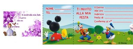 Preferenza Inviti per feste di compleanno - Irpot LJ85