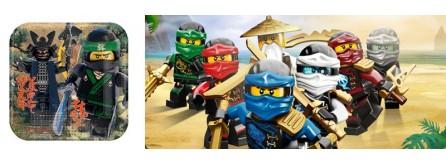 Addobbi compleanno lego ninjago in offerta 2 irpot for Decorazioni torte ninjago