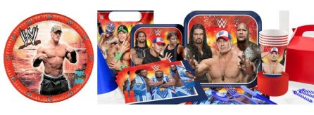 Festa a tema wrestling WWE Smackdown