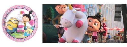 Agnes e Fluffy - Minions Cattivissimo me