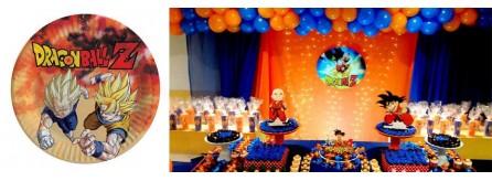 Festa Dragon Ball   addobbi e decorazioni   Irpot