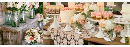 Decorazioni Matrimonio Shabby Chic On Line : Matrimonio shabby chic addobbi e decorazioni in stile