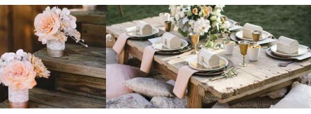 Dettagli Matrimonio Country Chic : Matrimonio country chic addobbi e decorazioni irpot