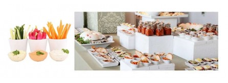 Articoli e gadget per allestire il tuo buffet