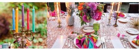 Matrimonio Gipsy Chic : Addobbi matrimonio decorazioni allestimenti e