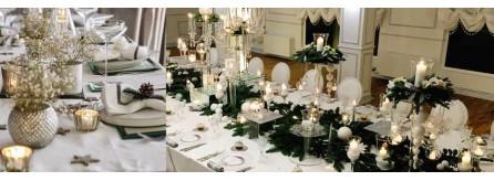 Matrimonio Natalizio Addobbi : Addobbi matrimonio decorazioni allestimenti e
