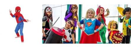Costumi Carnevale Supereroi