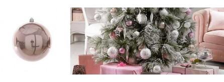 Albero Di Natale Rosa.Albero Di Natale Rosa Addobbi E Decorazioni Rosa 2018 Irpot