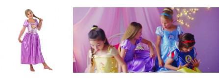 official photos b51ce b9fe4 Vestiti e costumi di Carnevale delle Principesse, Disney ...