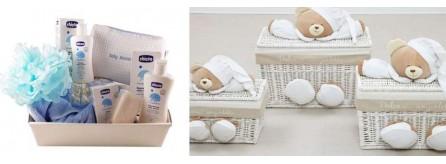 fca3fed916 Cesto nascita: prodotti e confezione regalo per neonati - Irpot