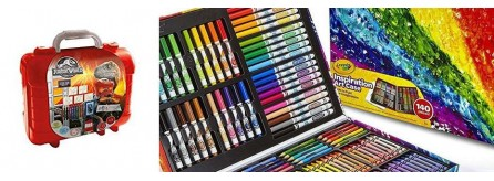 Valigetta colori