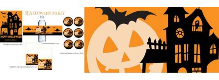 Festa di carta Halloween