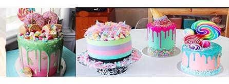 Torte finte - torte scenografiche per feste e compleanni