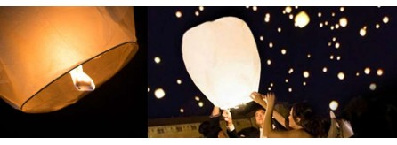 Wedding Flying Lanterns - Irpot