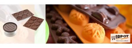 Stampi in silicone per dolci