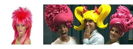 Parrucche / Cappelli