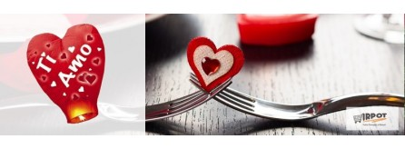 Addobbi San Valentino