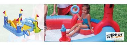 Piscine,casette, gonfiabili e giochi mare per bambini