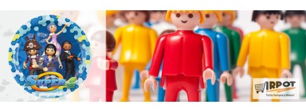 Compleanno Playmobil