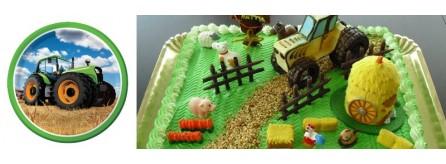 Compleanno trattori