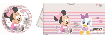 Minnie Infant 1° compleanno