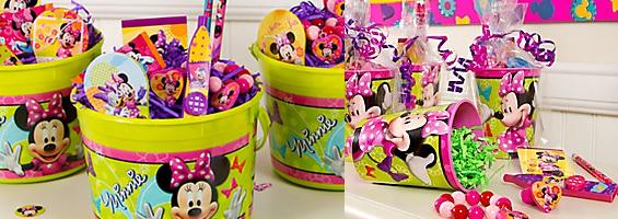 Idee compleanno minnie addobbi dolci e torte - Festoni compleanno fatti in casa ...