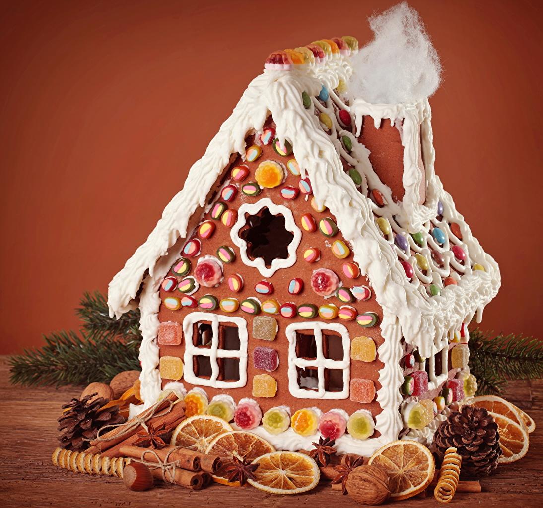 Casette Dolci Di Natale.Casette Di Natale Cioccolato Pan Di Zenzero Savoiardi E
