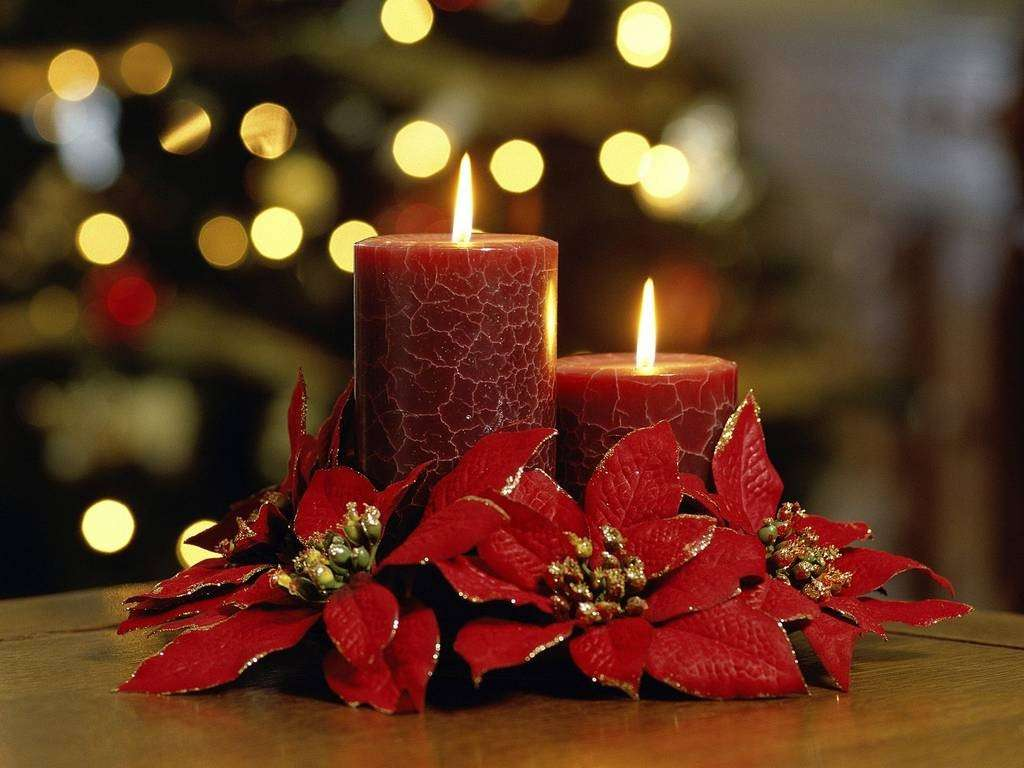 Decorare Candele Di Natale : Come decorare una candela per natale come decorare una candela