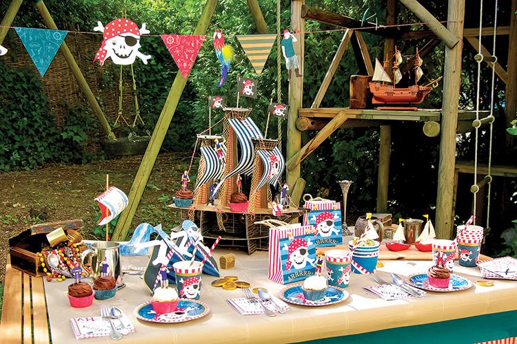 Matrimonio Tema Pirati : Festa a tema pirati guida addobbi e decorazioni