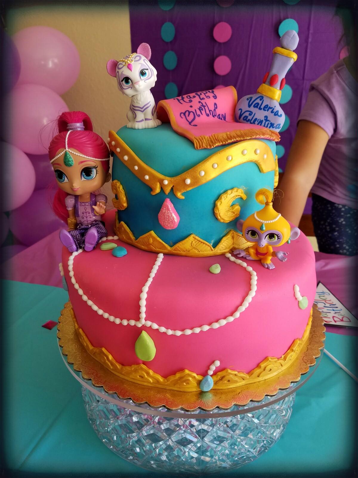 Nahal Cake