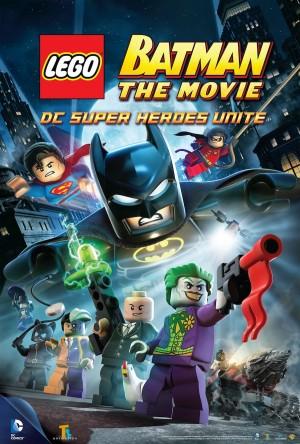 Locandina film Lego Batman