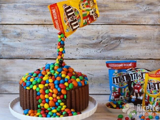 Torta Smarties E Togo Tante Dolci Creazioni Per Compleanni Speciali