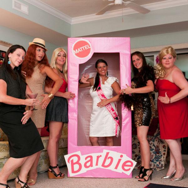 come organizzare una festa barbie