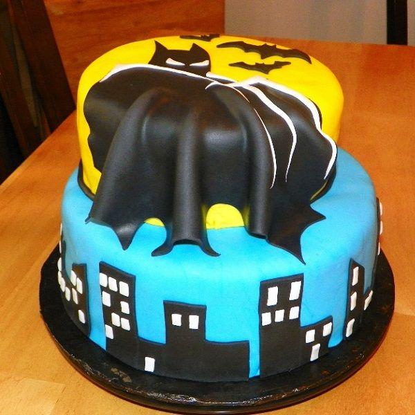 Torta Batman 10 Ricette Da Gotham City Del Cavaliere Oscuro