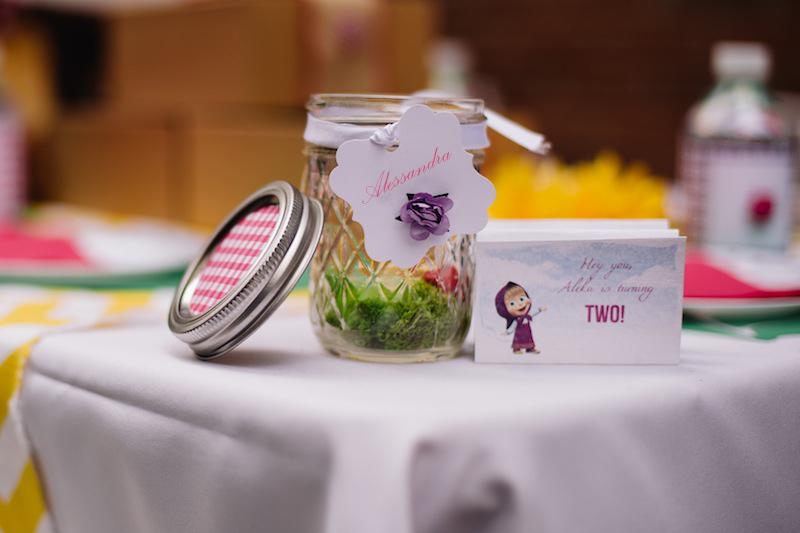 Decorazioni Da Tavolo Per Compleanno : Idee compleanno masha e orso addobbi torte dolci