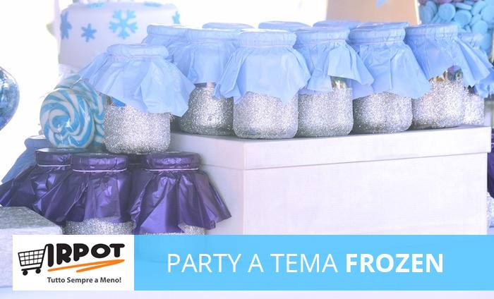 Préférence Festa a tema Frozen: come realizzarlo in modo semplice e creativo! ZZ38