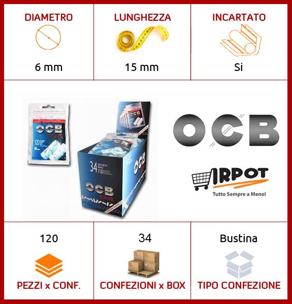 filtri ocb