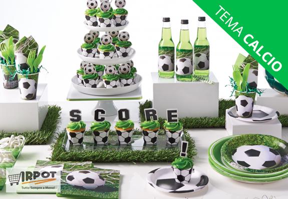 Matrimonio Tema Calcio : Festa di compleanno a tema calcio
