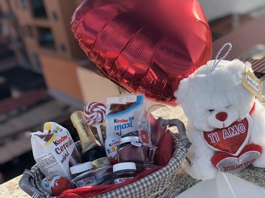 Sorprese San Valentino Per Lei regalo per san valentino: idee regalo romantiche per lui e