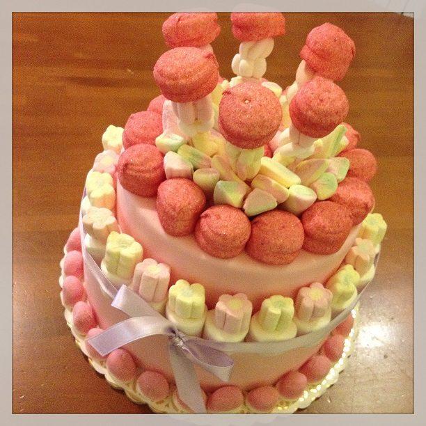 Torta di caramella le migliori 10 torte e decorazioni - Decorazioni in polistirolo ...